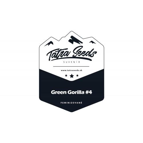 GREEN  GORILLA #4